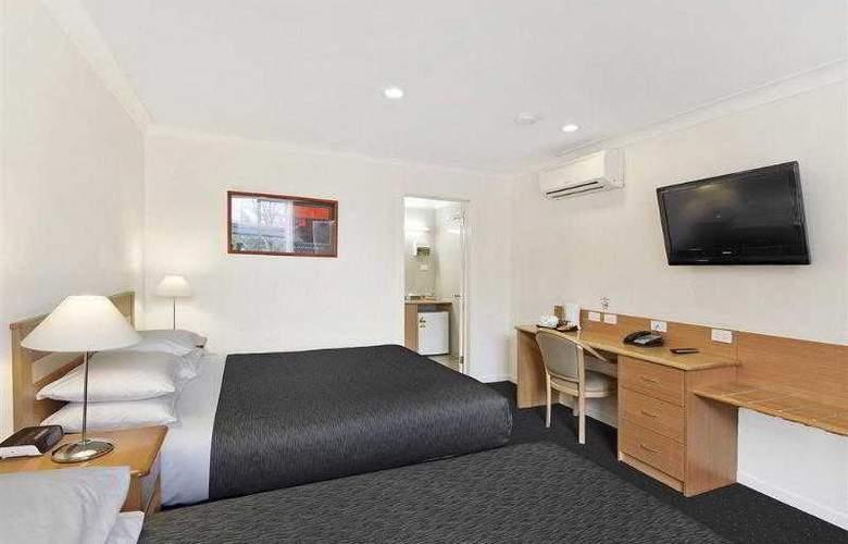 Best Western Melbourne's Princes Park Motor Inn - Hotel - 33