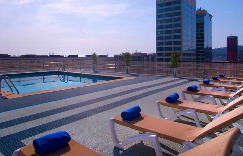 Expo Hotel  Barcelona - Pool - 3