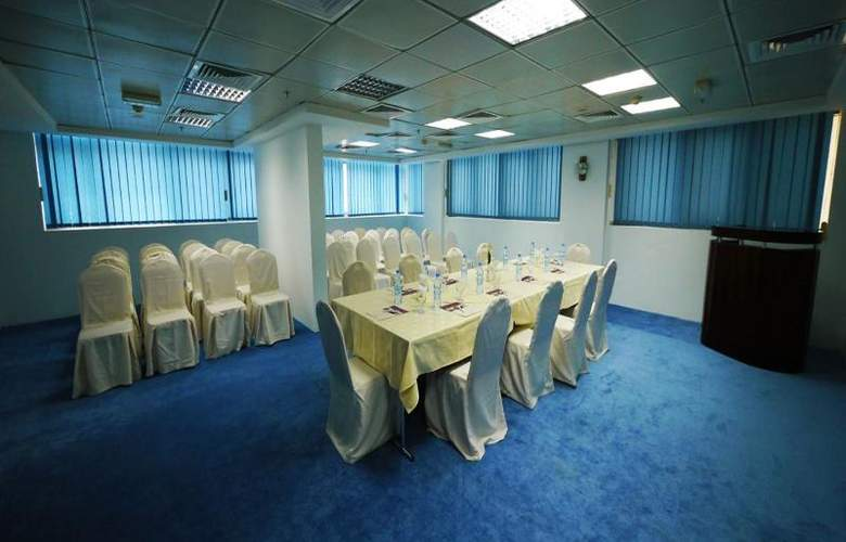Tulip Inn Hotel Apartments Sharjah - Conference - 13
