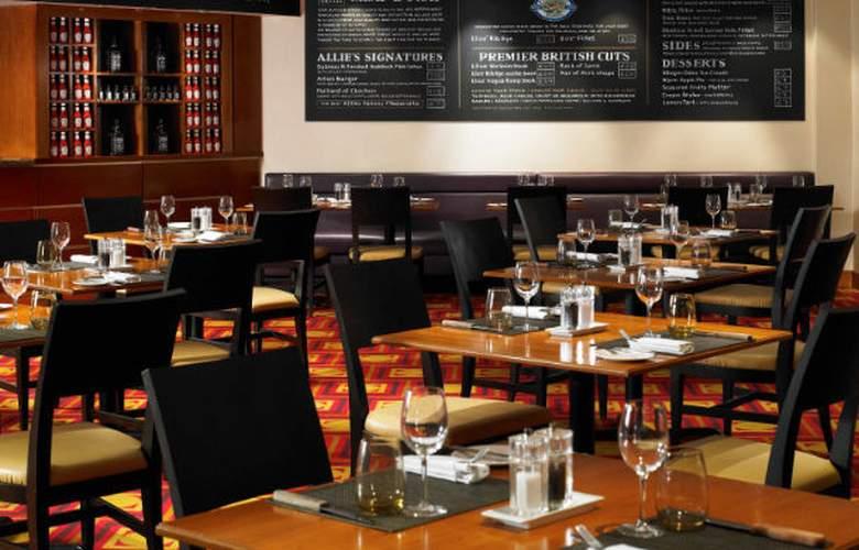 Marriott London Heathrow - Restaurant - 7