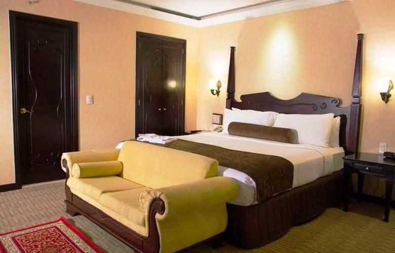 Crowne Plaza Hotel de Mexico - Room - 26