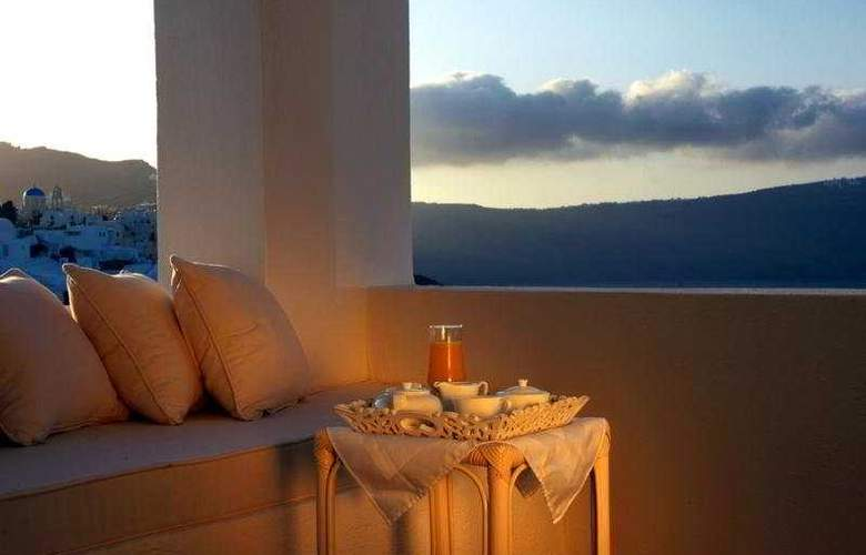 Andronis Suites - Terrace - 5