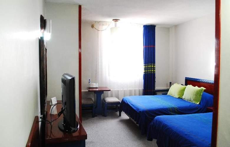 Aristos Puebla - Room - 25