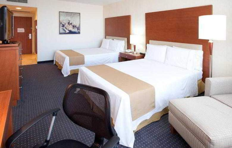 Holiday Inn Express Puebla - Hotel - 8