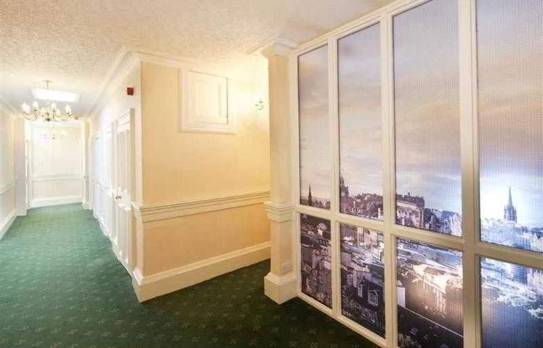 BEST WESTERN Braid Hills Hotel - Hotel - 166