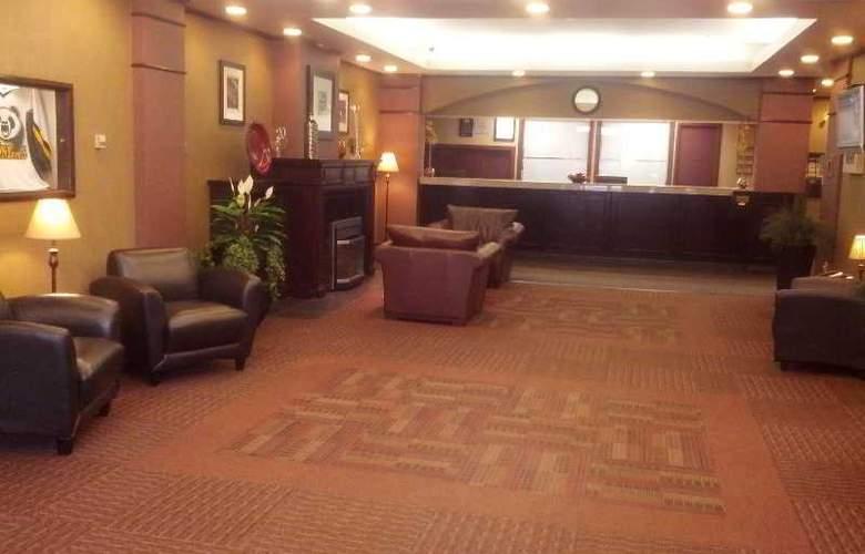 Campus Tower Suite Hotel - General - 0