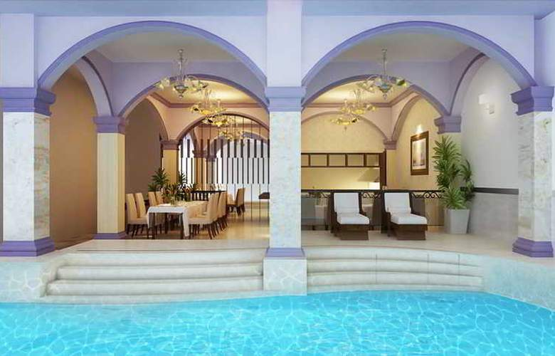 Palm Beach Hotel Nha Trang - Pool - 15