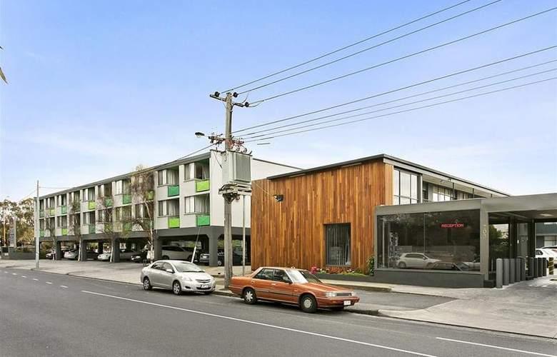 Best Western Melbourne's Princes Park Motor Inn - Hotel - 47