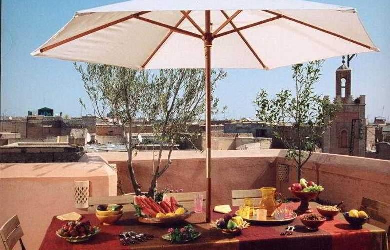 Riad Herougui - Terrace - 7