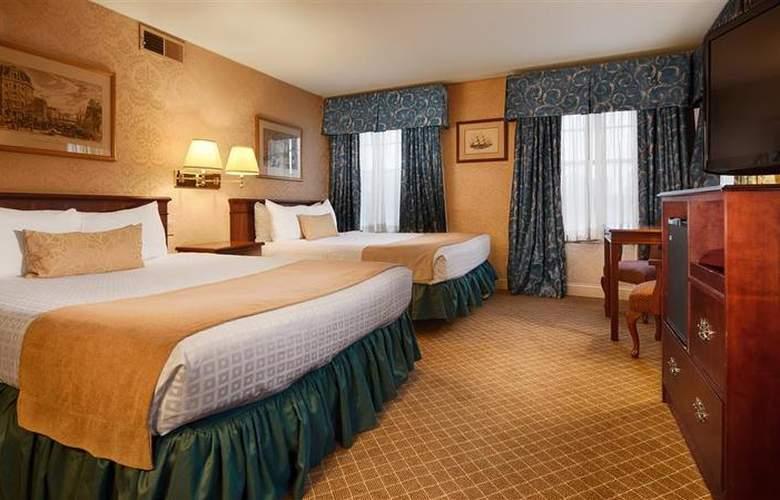 Best Western Plus Seaport Inn Downtown - Room - 46