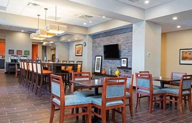 Hampton Inn Kalamazoo - Restaurant - 2