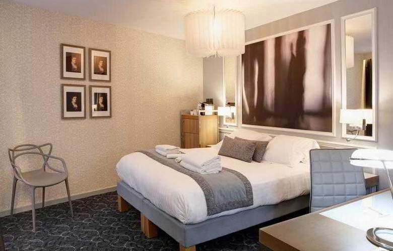 Best Western Hôtel Littéraire Premier Le Swann - Hotel - 78