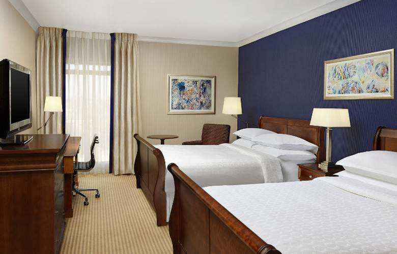 Sheraton Skyline London Heathrow - Room - 3