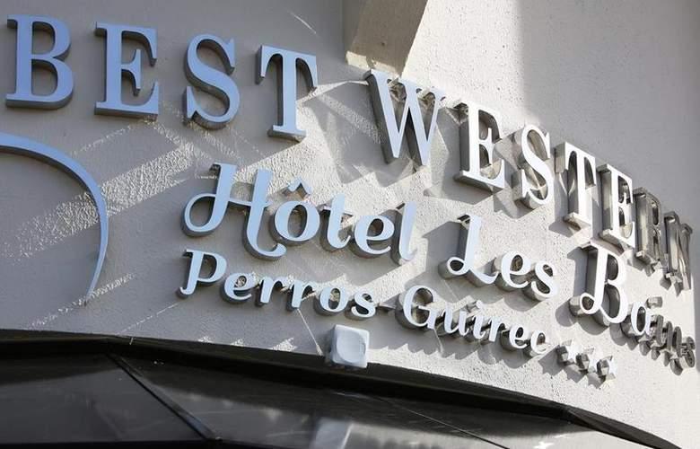 Mercure Perros Guirec - Hotel - 83