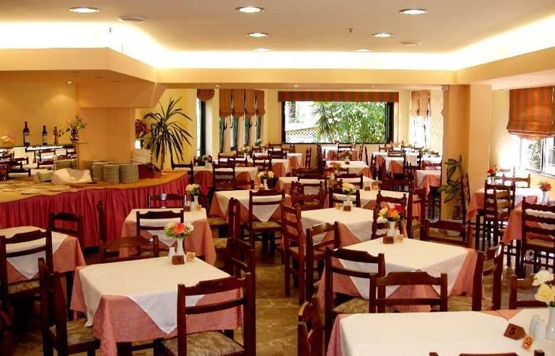 Odyssia Beach Hotel - Restaurant - 5