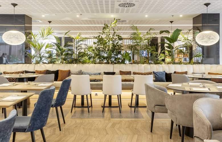 Ilunion Barcelona - Restaurant - 23