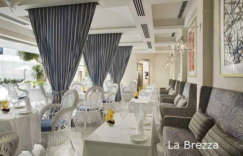St. Regis Hotel Singapore - Restaurant - 8