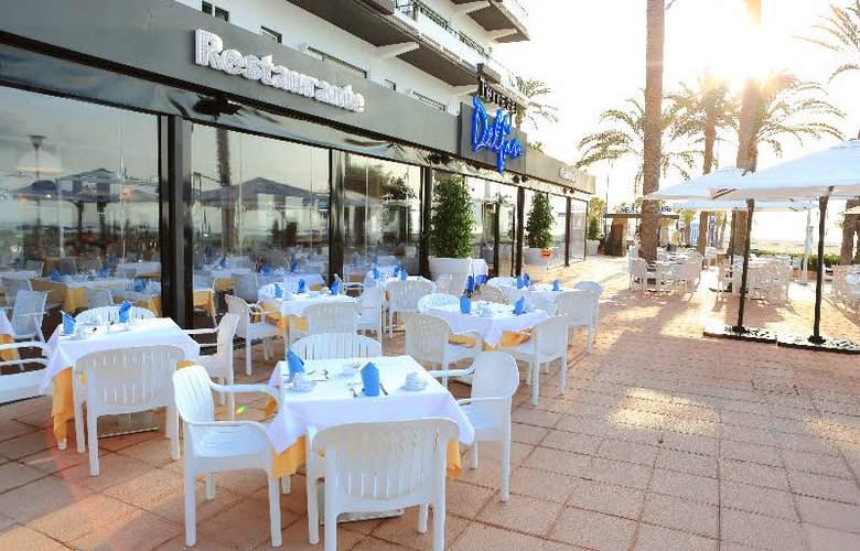 Gran Hotel Delfin - Terrace - 5