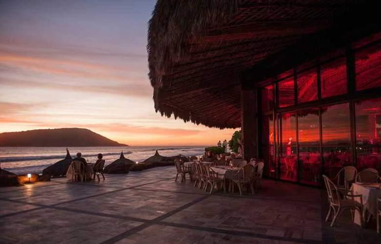 El Cid El Moro Beach Hotel - Terrace - 12