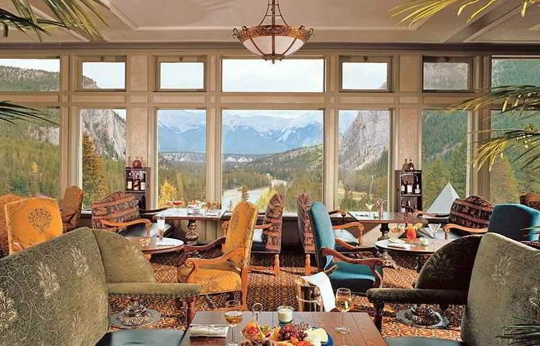 The Fairmont Banff Springs - Bar - 9