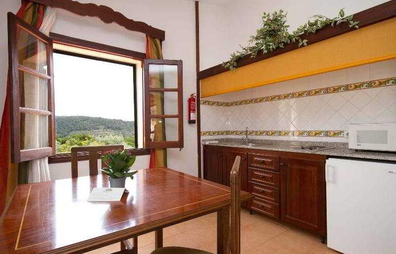 Monnaber Nou Spa, EcoHotel & Restaurante - Room - 20