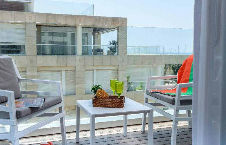 Herods Herzliya by the beach - Terrace - 26