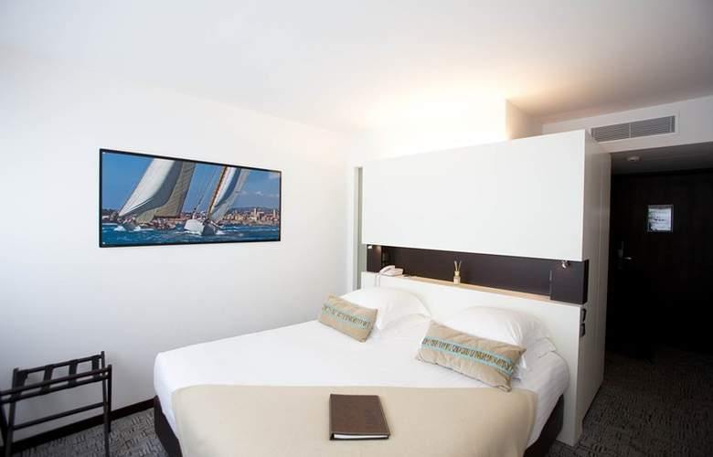 Royal Antibes - Room - 10