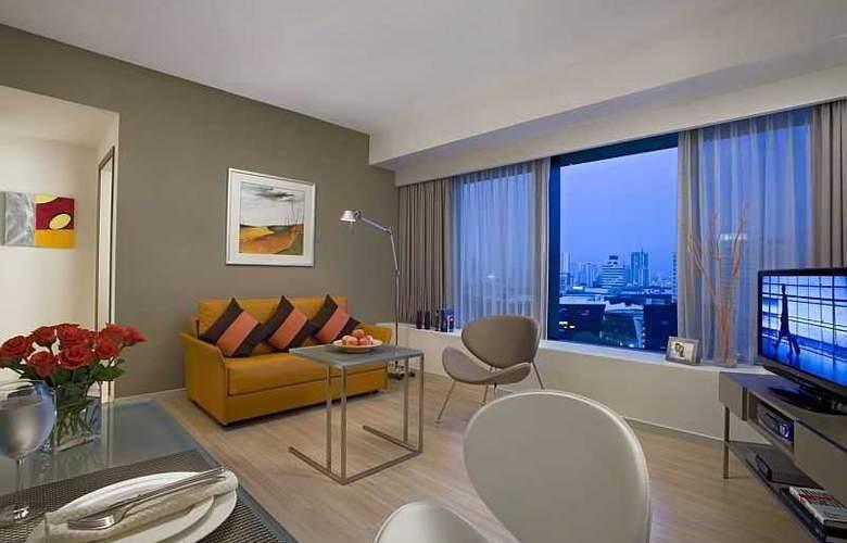 Citadines Singapore Mount Sophia - Room - 7