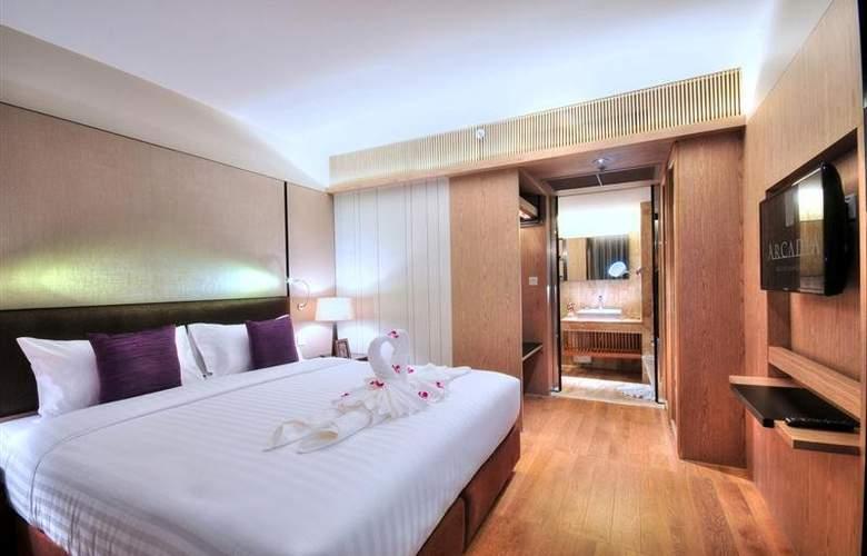 Arcadia Suites Bangkok - Hotel - 11