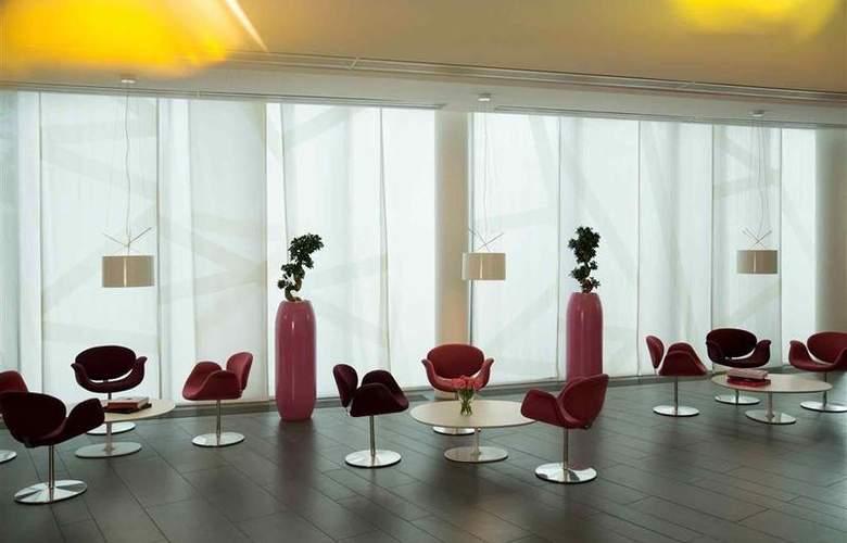 Novotel Suites Luxembourg - Restaurant - 51