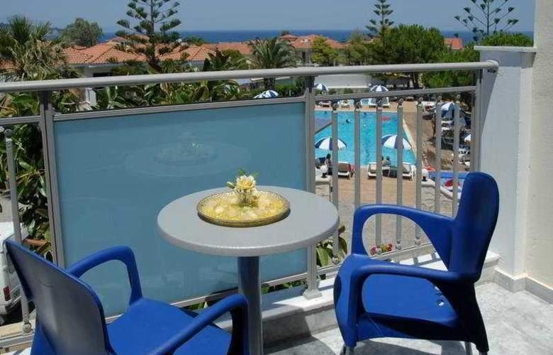 Contessa Hotel - Terrace - 7