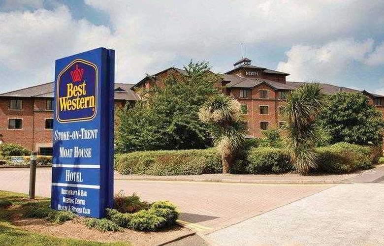 Best Western Stoke-On-Trent Moat House - Hotel - 13