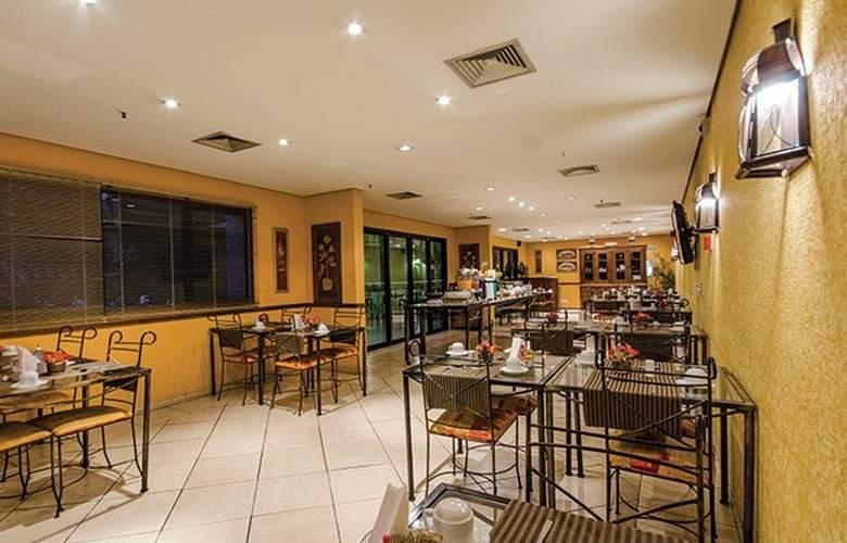 Transamerica Executive Chacara Santo Antonio - Restaurant - 3