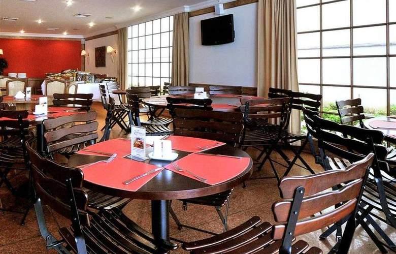 Mercure Sao Paulo Alamedas - Restaurant - 36