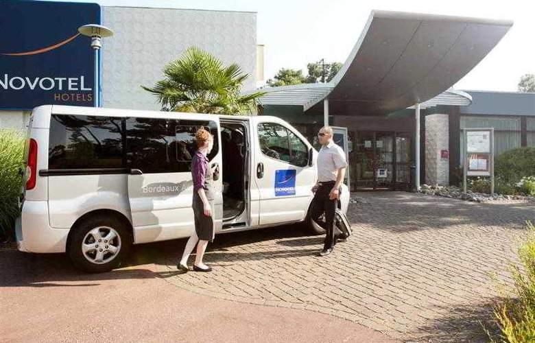 Novotel Bordeaux Aéroport - Hotel - 11