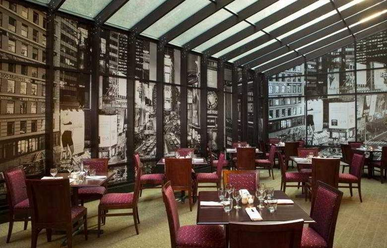 Four Points by Sheraton Midtown Times Square - Restaurant - 7