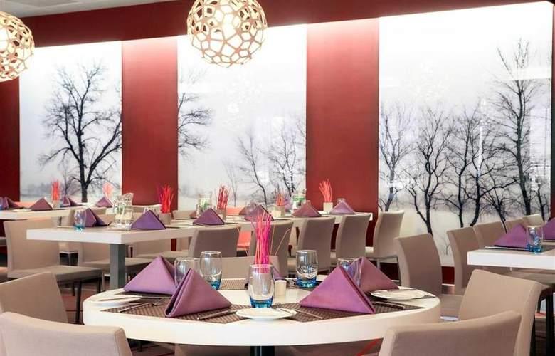 Novotel Warszawa Airport - Restaurant - 29