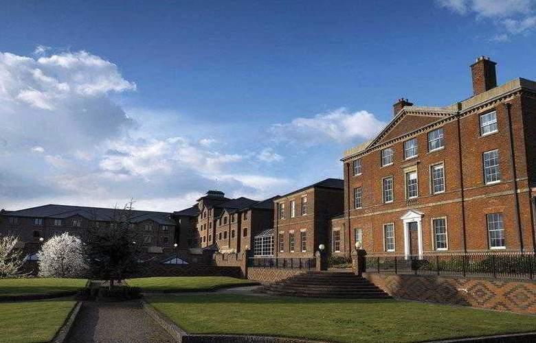 Best Western Stoke-On-Trent Moat House - Hotel - 0