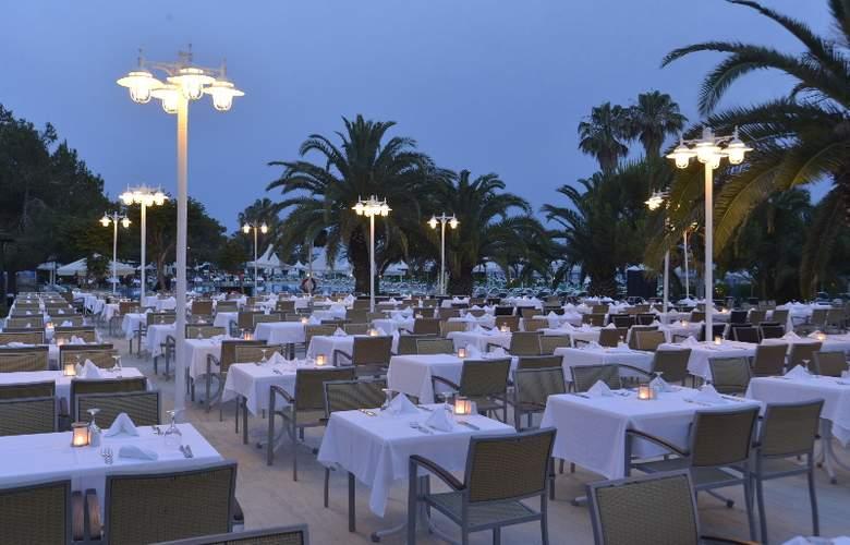 Turquoise Resort Hotel&Spa - Terrace - 8