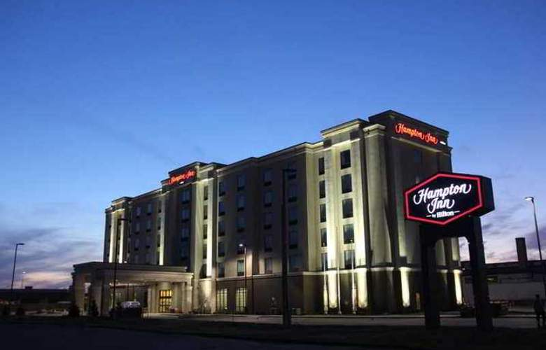 Hampton Inn Winnipeg Airport - Hotel - 8