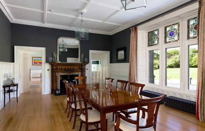 Balmule House - Restaurant - 3