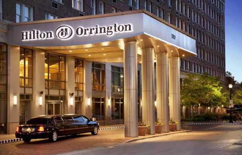 Hilton Orrington Evanston - Hotel - 2
