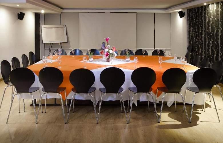 Hotel L´etoile Universidad Javeriana - Conference - 9