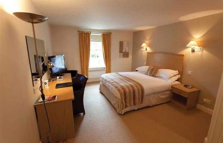 Best Western Mosborough Hall - Hotel - 84