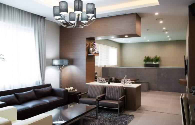 Mate Hotel Bundang - Sport - 10