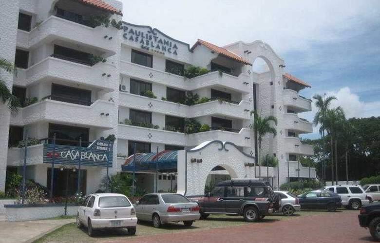 Paulistania Casa Blanca - Hotel - 0