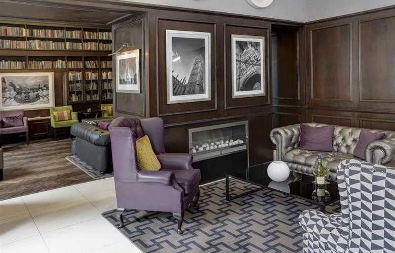 Best Western Mornington Hotel London Hyde Park - Hotel - 36