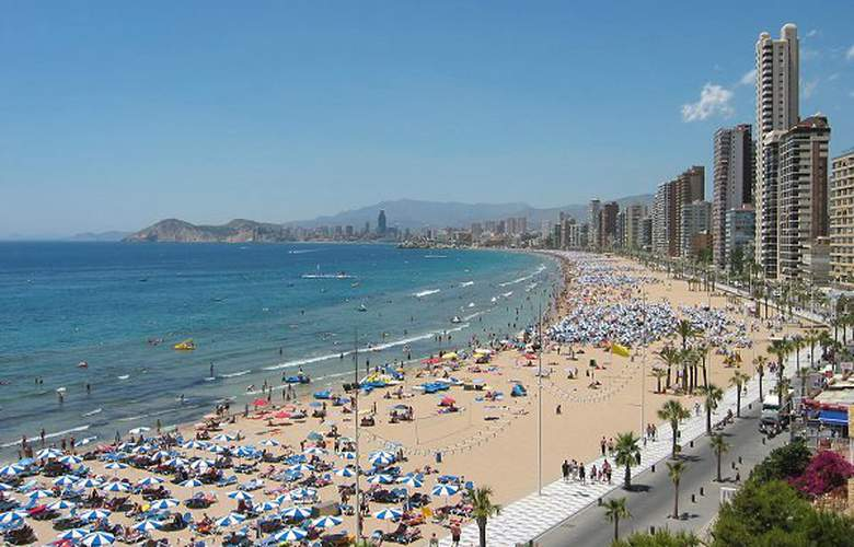 Ruleta Hotel 4* Benidorm - General - 1