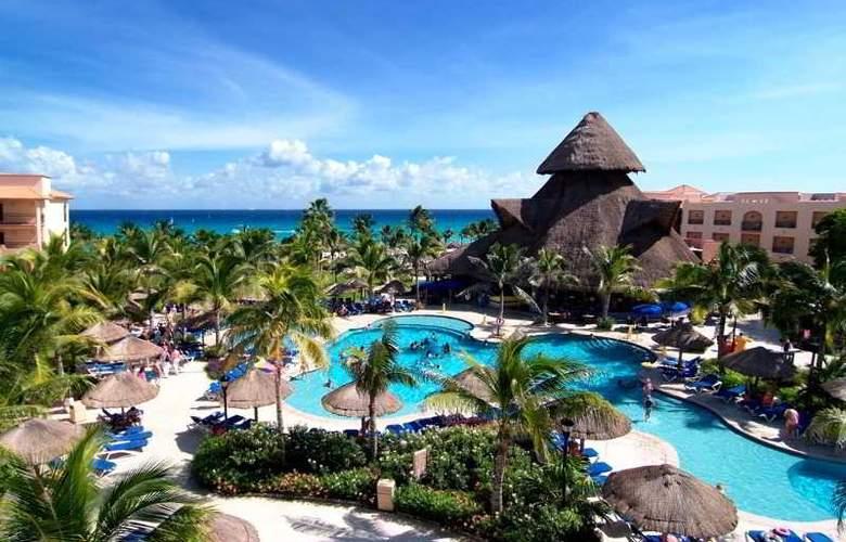Sandos Playacar Beach Experience Resort - Pool - 3