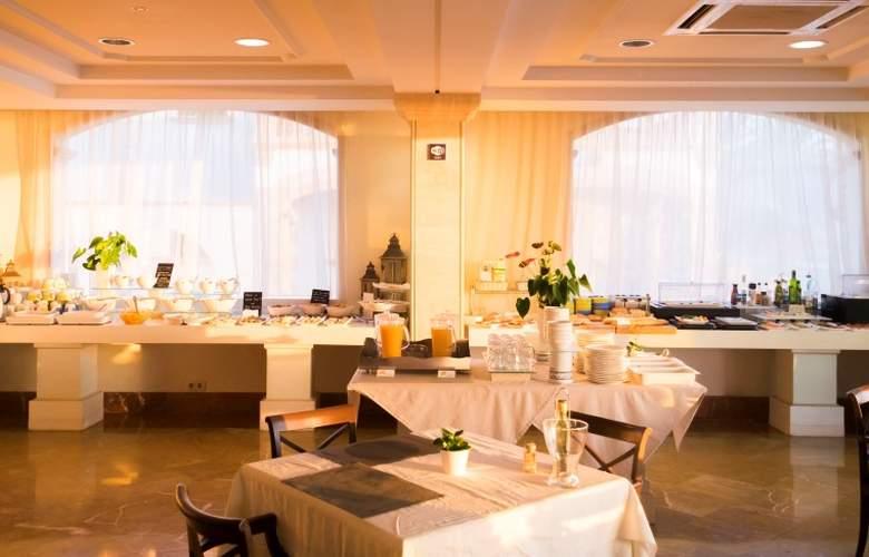 Galeon Suites - Restaurant - 20
